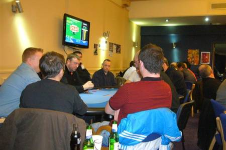 MTTPOKER Irish Open Satellite Jan 2010 2