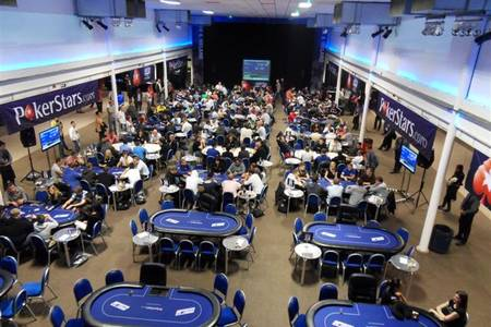MTTPOKER @ The UKIPT Edinburgh 2010 1